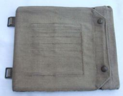 British WW2 P37 Webbing Officer's Map Case-1943. ref.no.ML57